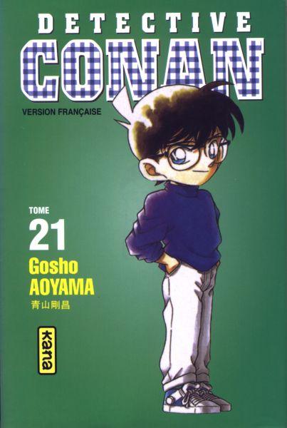 Détective Conan Vol.21