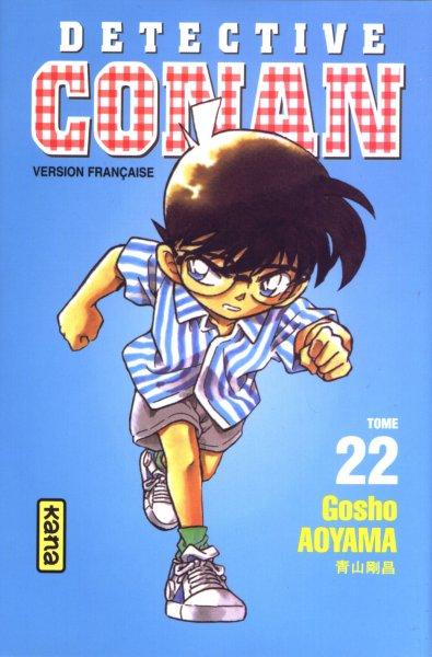 Détective Conan Vol.22