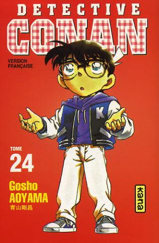 Détective Conan Vol.24