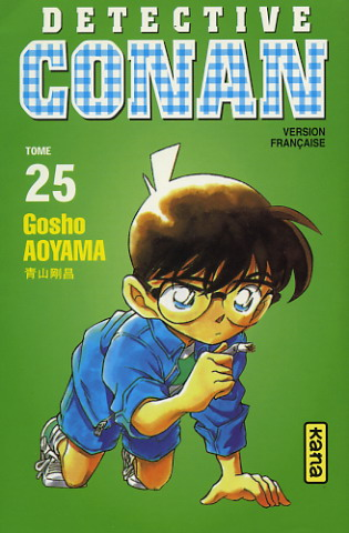Détective Conan Vol.25