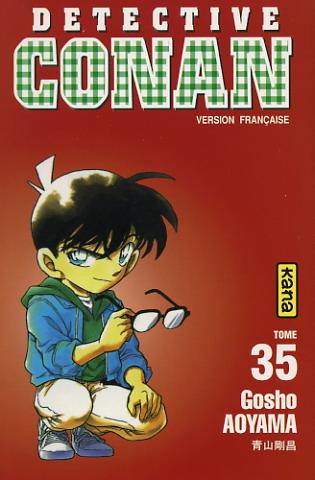 Détective Conan Vol.35