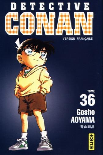 Détective Conan Vol.36