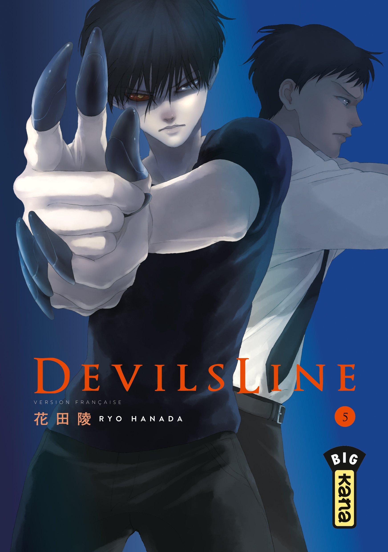 Vol 5 Devil S Line Manga Manga News