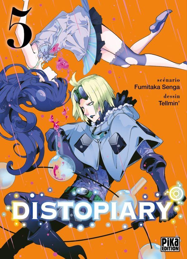 Distopiary Vol.5