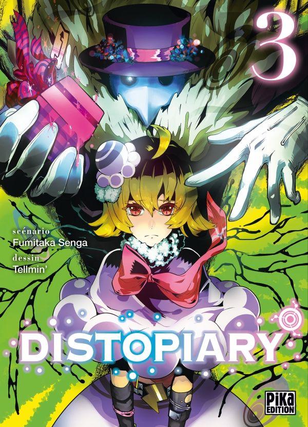 Distopiary Vol.3