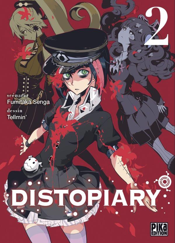 Distopiary Vol.2