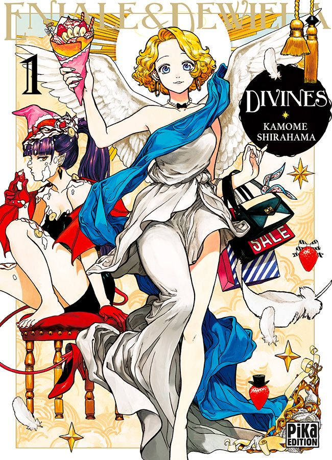 Divines - Eniale & Dewiela Vol.1