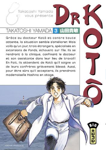 Dr Kotô Vol.3