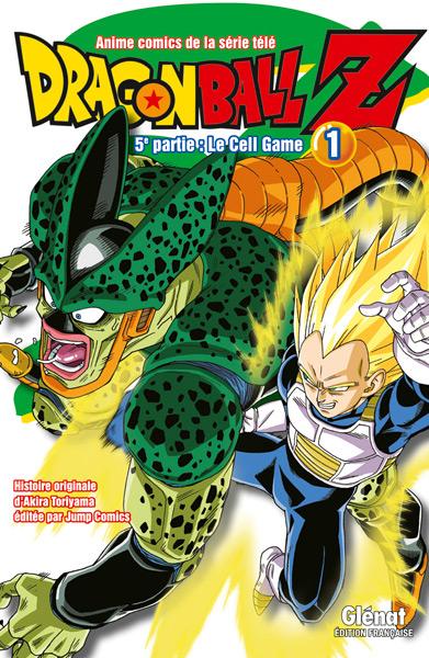 Dragon Ball Z - Cycle 5 Vol.1