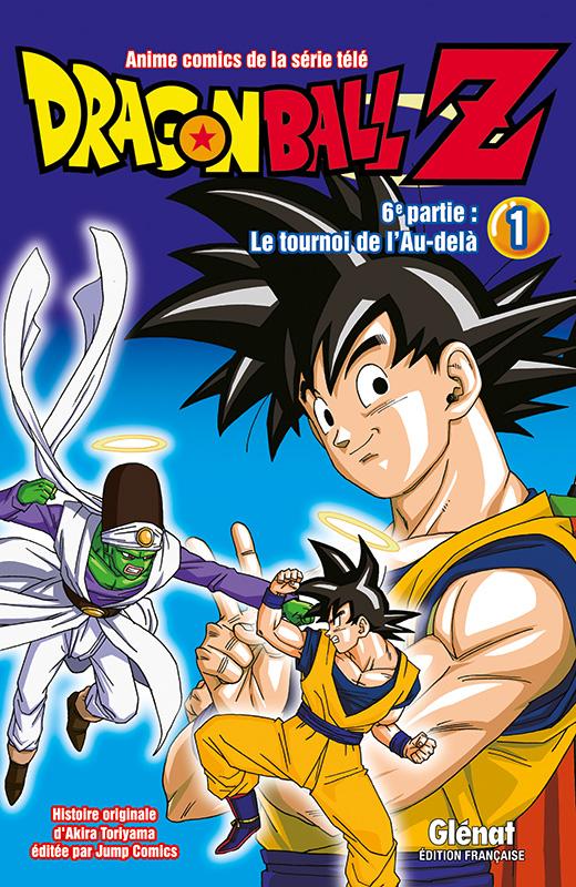 Dragon Ball Z - Cycle 6 Vol.1