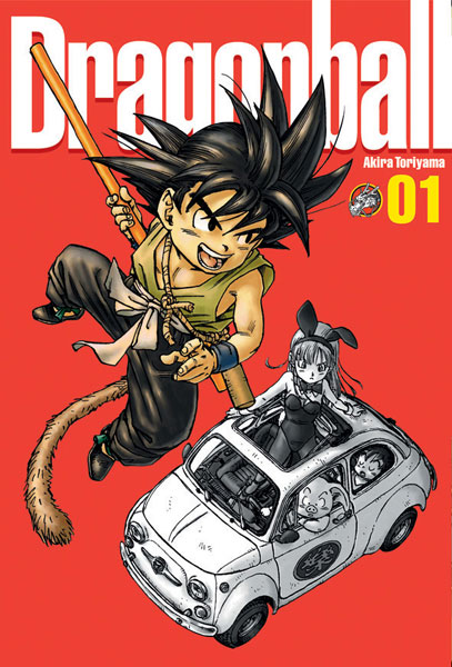 Dragonball | Manga