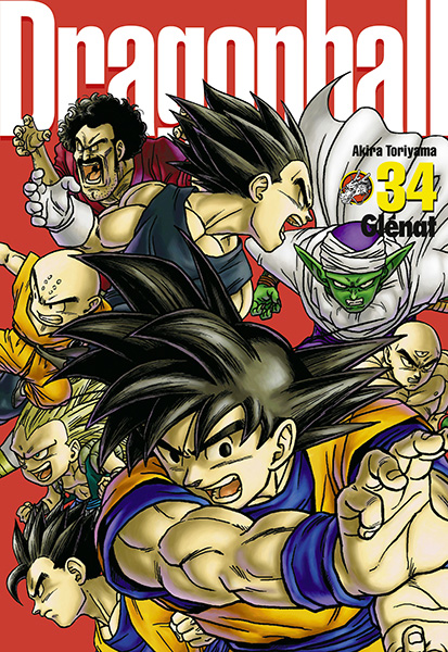 Dragon Ball - Perfect Edition Vol.34