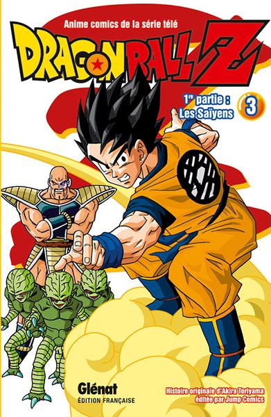 Dragon Ball Z - Cycle 1 Vol.3