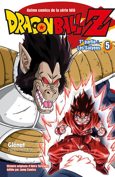 Dragon Ball Z - Cycle 1 Vol.5