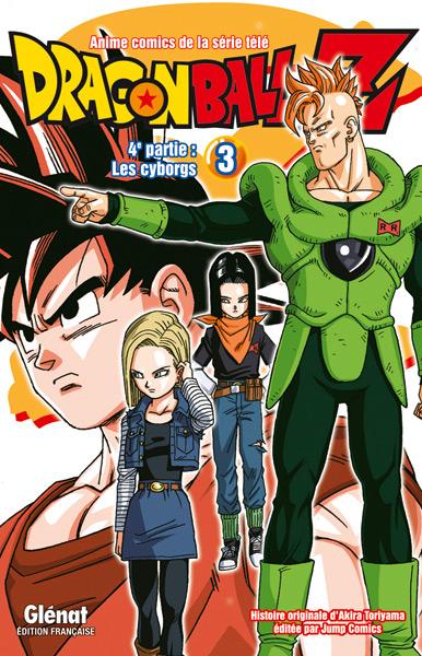 Dragon Ball Z - Cycle 4 Vol.3
