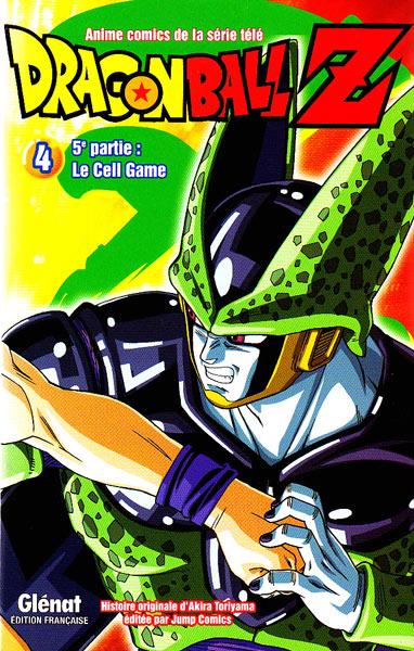 Dragon Ball Z - Cycle 5 Vol.4