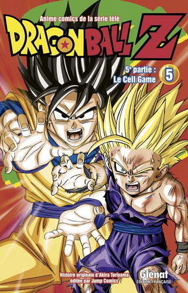 Dragon Ball Z - Cycle 5 Vol.5