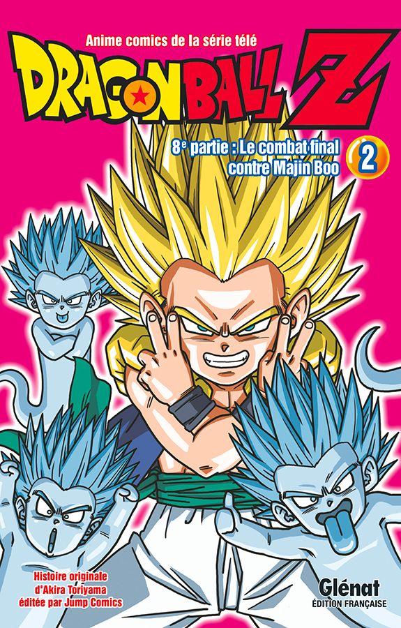 Dragon Ball Z - Cycle 8 Vol.2