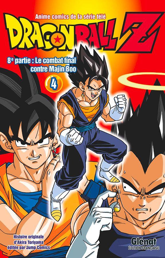 Dragon Ball Z - Cycle 8 Vol.4
