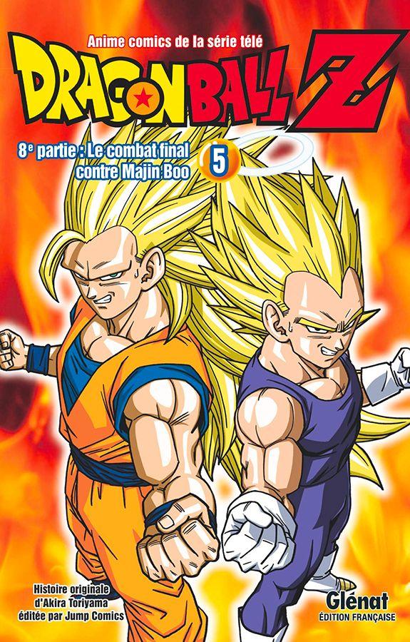 Dragon Ball Z - Cycle 8 Vol.5