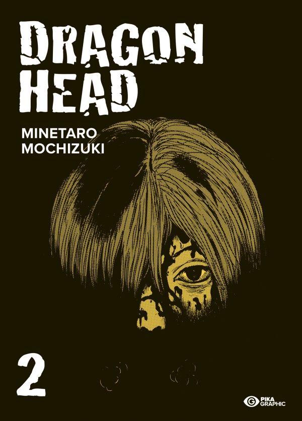 Sortie Manga au Québec JUIN 2021 Dragon-head-ed-2021-2-pika