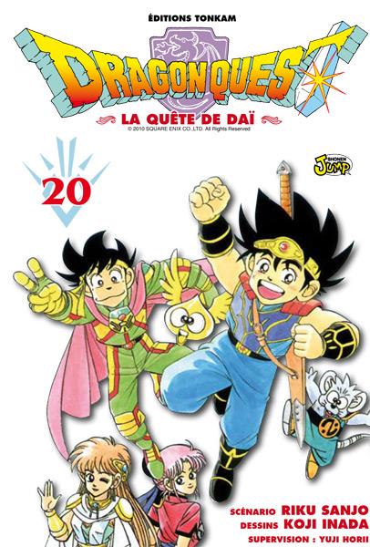 Dragon quest - La quête de Dai Vol.20