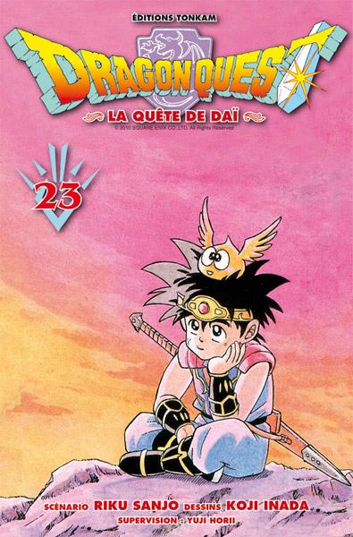 Dragon quest - La quête de Dai Vol.23