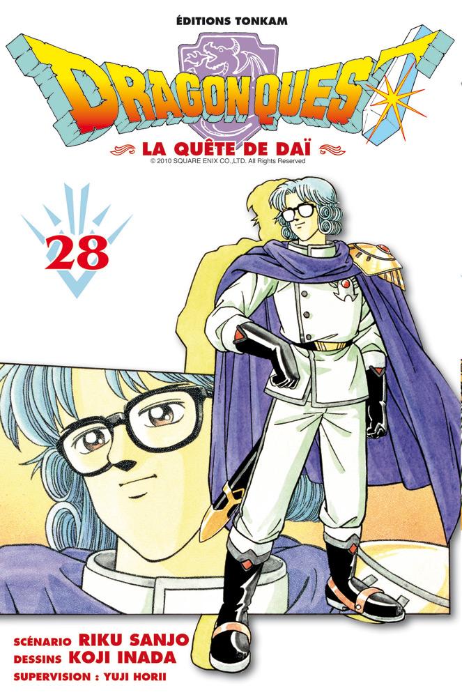 Dragon quest - La quête de Dai Vol.28