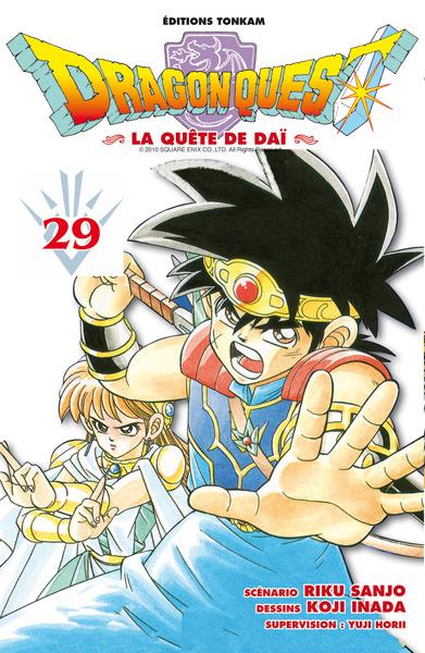 Dragon quest - La quête de Dai Vol.29
