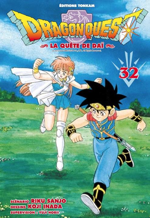 Dragon quest - La quête de Dai Vol.32