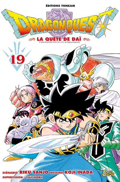Dragon quest - La quête de Dai Vol.19