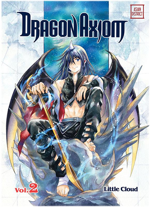 Vol 2 Dragon Axiom Manga Manga News