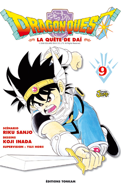 Dragon quest - La quête de Dai Vol.9
