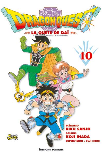 Dragon quest - La quête de Dai Vol.10
