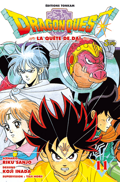 Dragon quest - La quête de Dai Vol.11