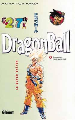 Dragon ball Vol.27