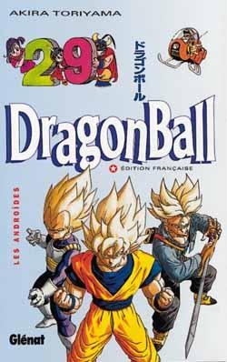 Dragon ball Vol.29