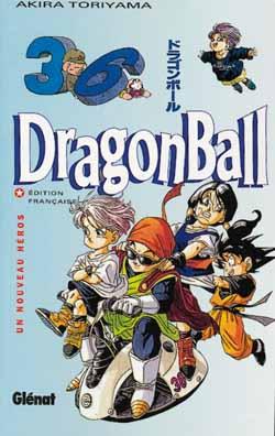 Dragon ball Vol.36