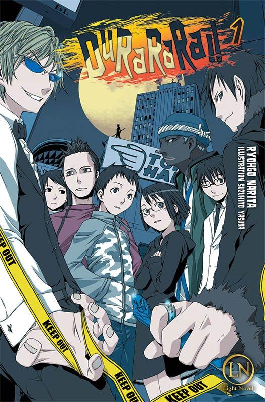 Durarara - Light Novel Vol.1