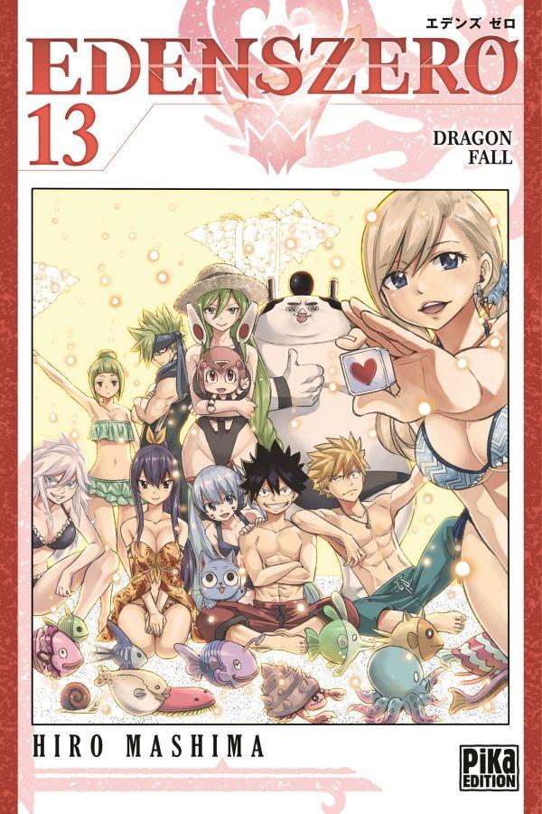 Sortie Manga au Québec MAI 2021 Eden-zero-13-pika