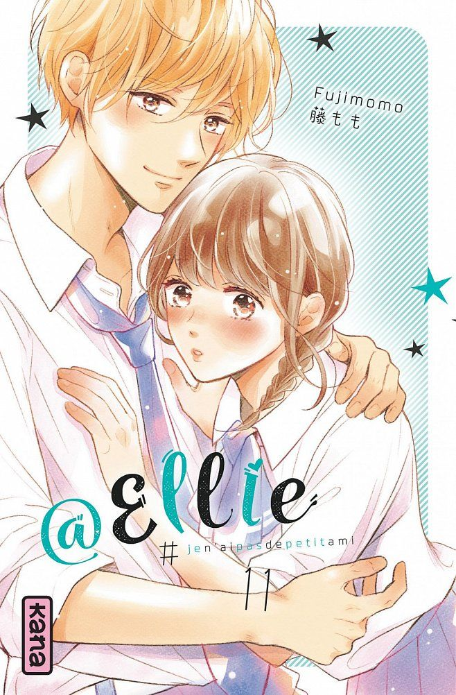 Manga - Manhwa - @Ellie #JeNaiPasDePetitAmi Vol.11