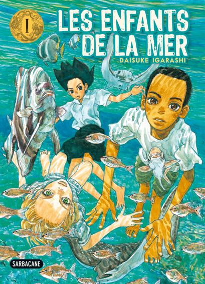 Les enfants de la mer (1) : Les enfants de la mer
