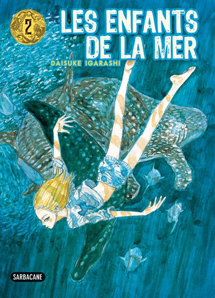 Les enfants de la mer (2) : Les enfants de la mer