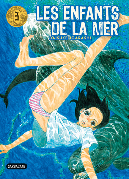 Les enfants de la mer (3) : Les enfants de la mer