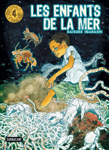 Les enfants de la mer (4) : Les enfants de la mer