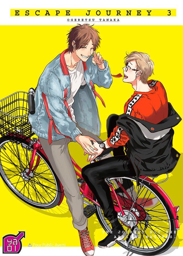 Manga - Manhwa - Escape Journey Vol.3