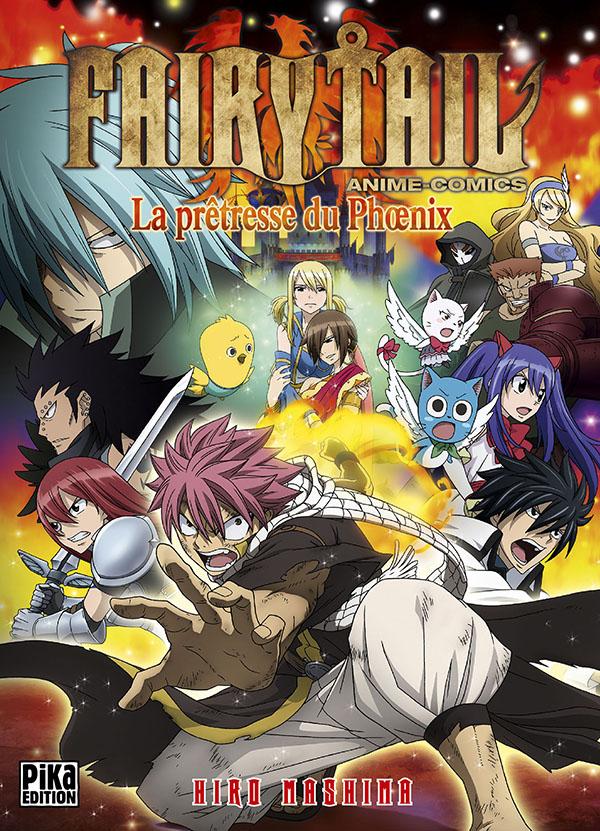 Fairy Tail Film 1 en VF & VOSTFR