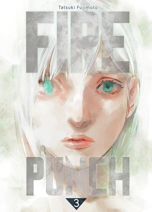 Manga - Manhwa - Fire Punch Vol.3