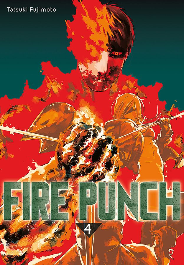 Fire Punch - tome 4