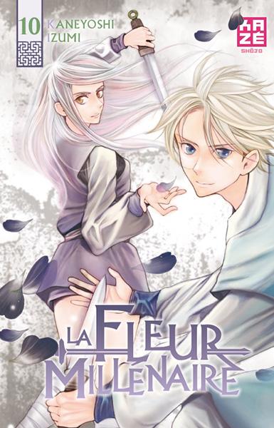 Fleur millénaire (la) Vol.10